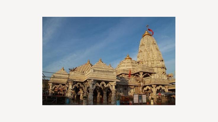 Shri Ambe Maa Temple, Ambaji, Banaskantha, Gujarat