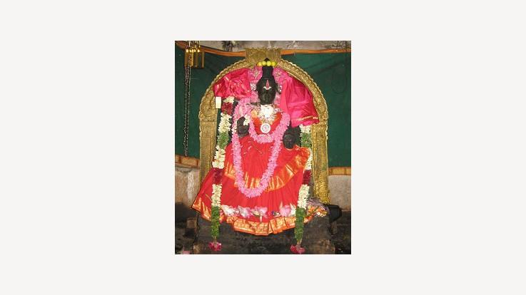 Temple Goddess Idol