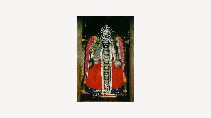 Thayamangalam Muthumariamman Temple, Sivagangai, Tamil Nadu