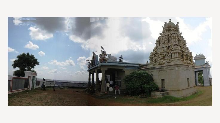 Perumber Kandigai Murugan Temple, Kanchipuram, Tamil Nadu
