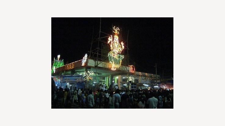 Temple Celebrations