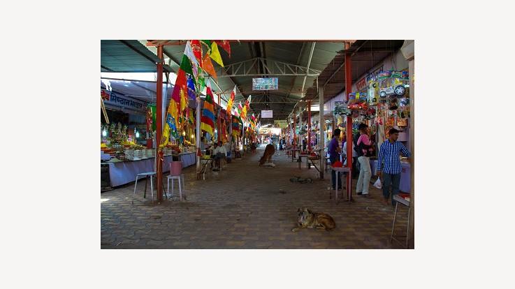 Temple Enterance Market
