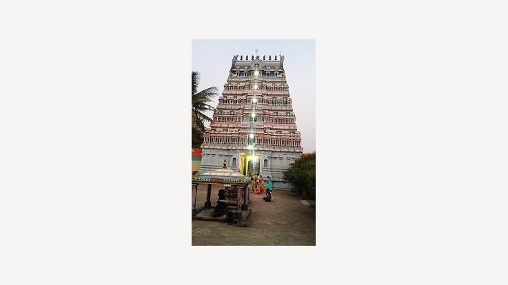 Ezhutharinathar Temple, Thanjavur, Tamil Nadu
