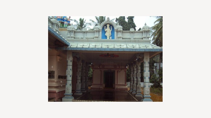 Chenna Keshva Swawmi Temple