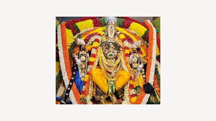 Sri Lakshmi Narasimha Swamy Temple, Kadiri, Andhra Pradesh