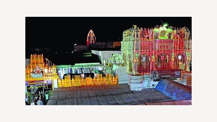 Ratha Saptami Celebrations