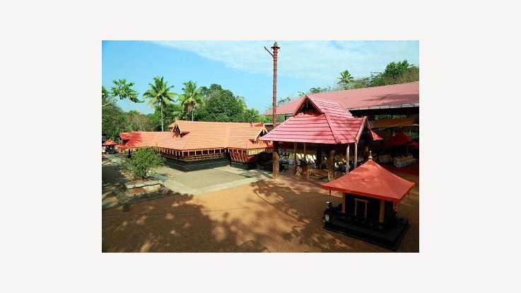 Anikkattilamma Kshethram, Anicadu, Kerala