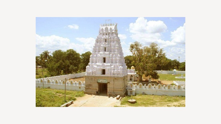 Koneti Rayala Temple, Keelapatla, Chittoor, Andhra Pradesh