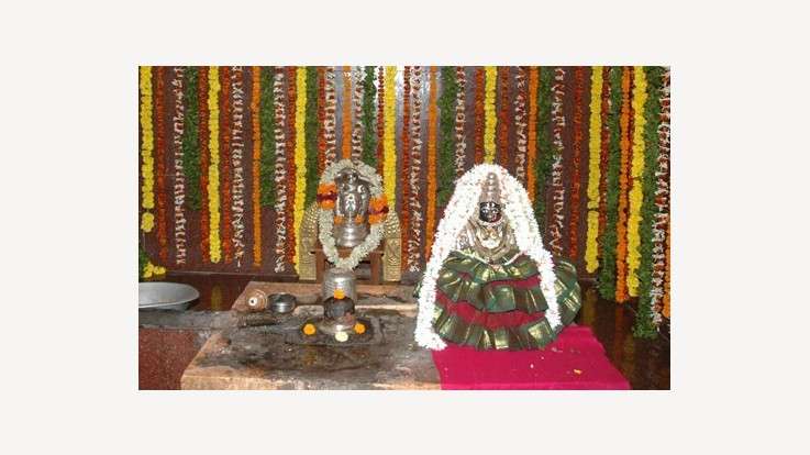 Sri Veereswara Swamy and Mother Bhadrakali Temple, Muramalla, Andhra Pradesh