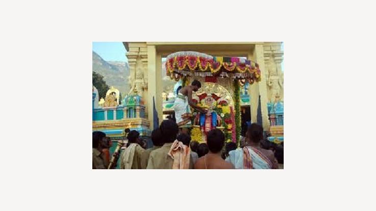 Temple Rath Yatra