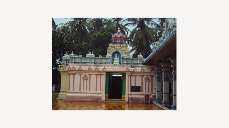 Srikakulam Andhra Maha Vishnu Temple, Andhra Pradesh
