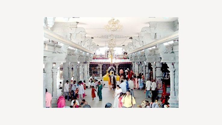 Temple Mandap