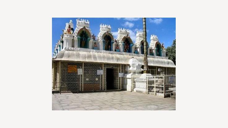Temple Mandapam