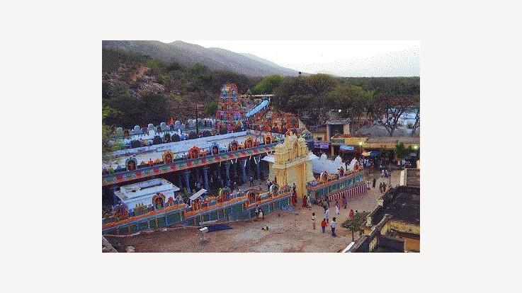 Penchala Narasimha Swamy Temple, Penchalakona, Nellore, Andhra Pradesh