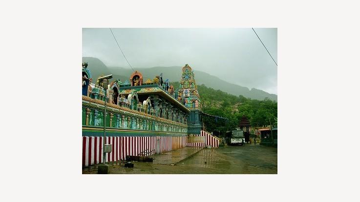 Temple View Rainy Season