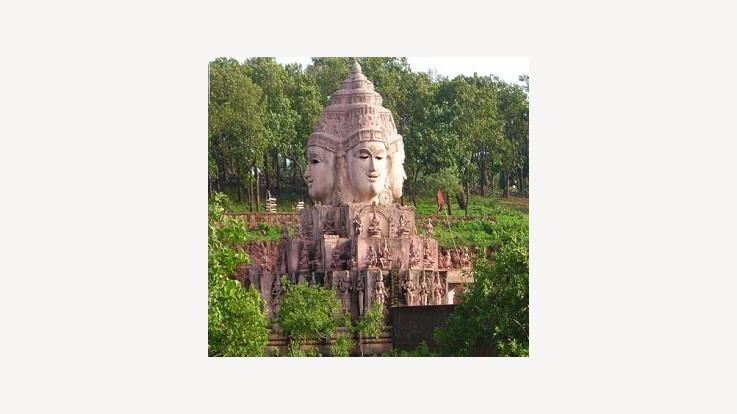 Amarkantak Shiva Temple, Amarkantak, Madhya Pradesh