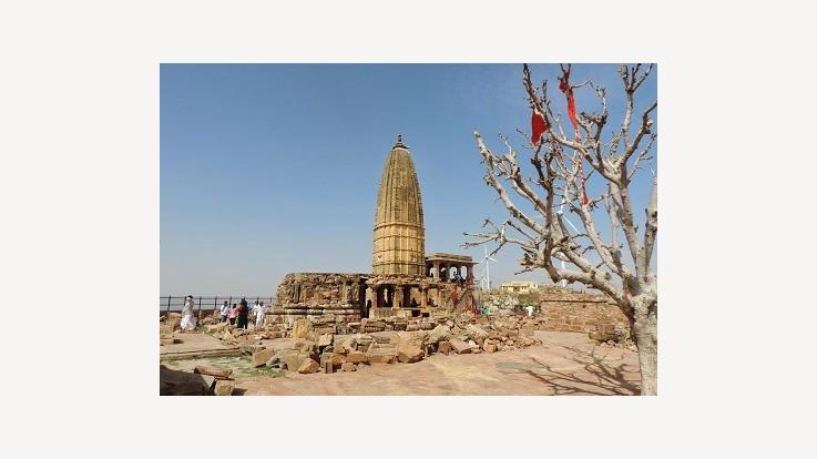 Harshnath Temple, Sikar, Rajasthan