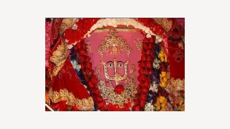 Rani Sati Temple, Jhunjhunu, Rajasthan