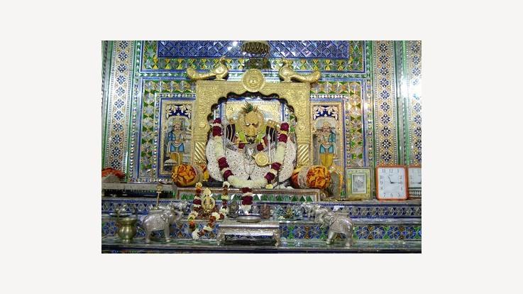 Sanwariaji Temple, Mandaphia, Chittorgarh, Rajasthan