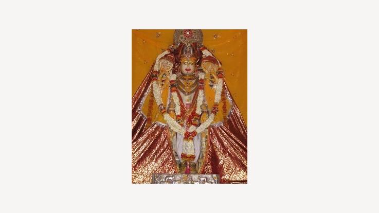 Shri Kalyan Temple, Diggi, Malpura, Rajasthan