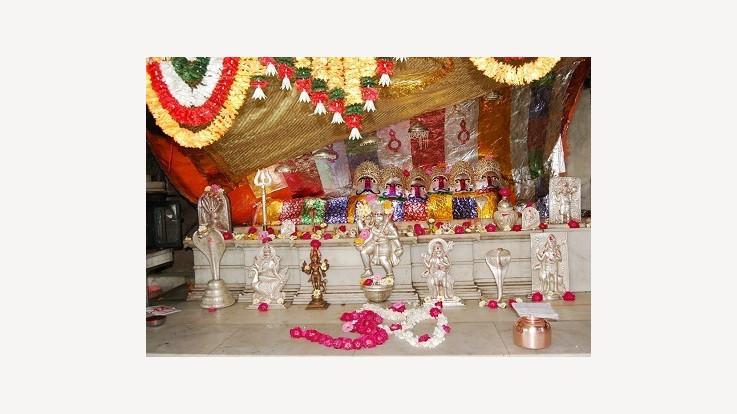 Sonana Khetlaji Temple, Sonana, Desuri, Pali, Rajasthan