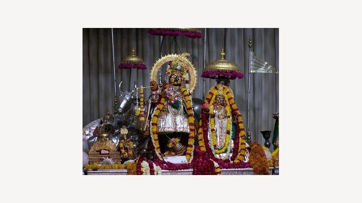 Govind Dev Ji Temple, Jaipur, Rajasthan