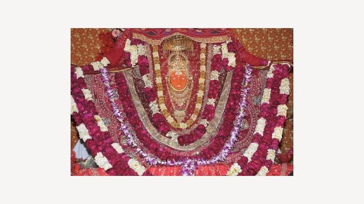 Jeenmata Temple, Sikar, Rajasthan