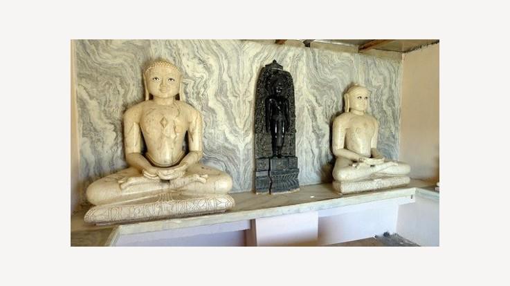 Adibudji Jain Temple, Nagada, Rajasthan