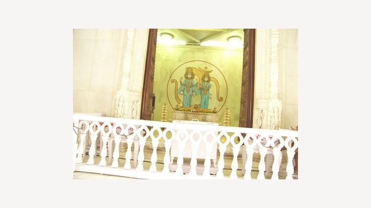 Idol of LaxmiNarayan