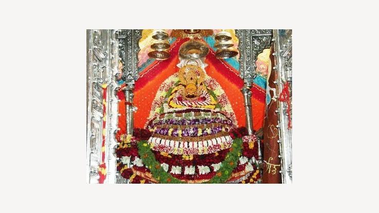 Khatu Shyam Ji Temple, Khatu, Sikar, Rajasthan
