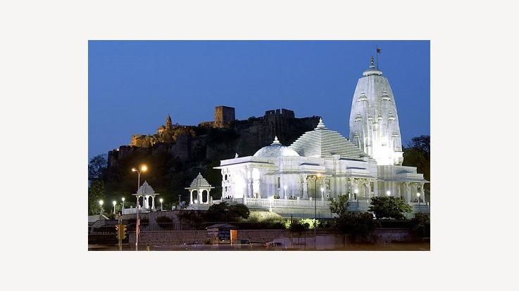 Birla Mandir, Jaipur, Rajasthan