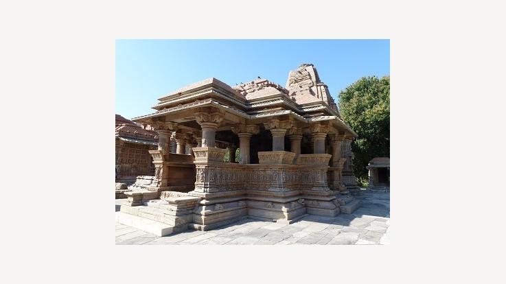 Saas Baahu Temple, Nagada, Rajasthan
