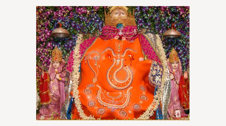 Khajrana Ganesh Temple, Indore
