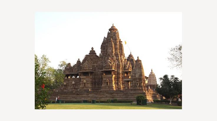 Lakshmana Temple, Khajuraho, Madhya Pradesh