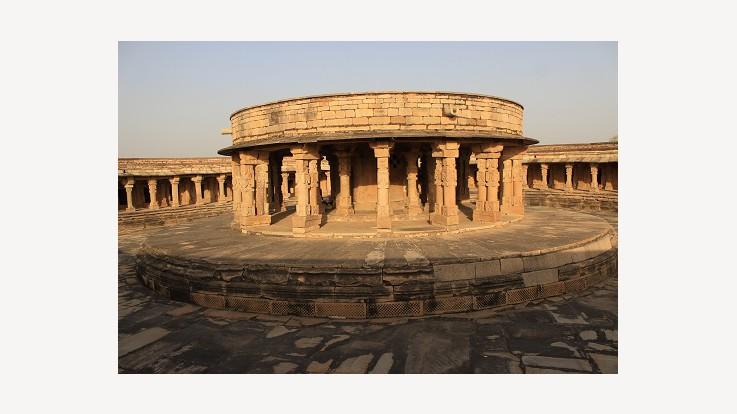 Chausath Yogini Temple, Morena, Madhya Pradesh