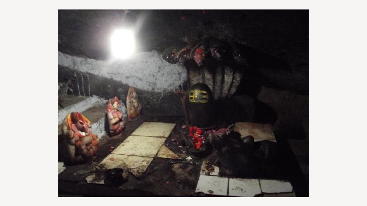 jatashankar pachmarhi hoshangabad madhya pradesh temple deity