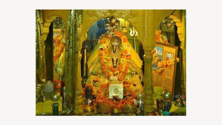 Pitambara Peeth, Datia, Madhya Pradesh