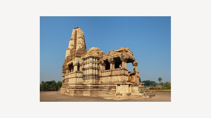 Duladeo Temple, Khjuraho, Madhya Pradesh