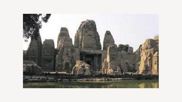 Shyam Kaka Temple, Shaka Jagir, Rajgarh, Madhya Pradesh