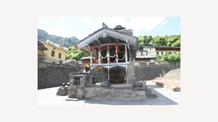Lakhamandal Temple, Jaunsar-Bawar, Dehradun, Uttarakhand