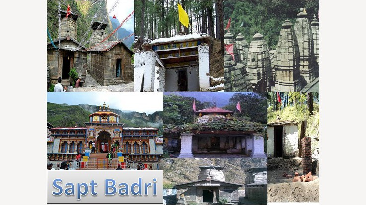 Sapt-Bhadri Temples