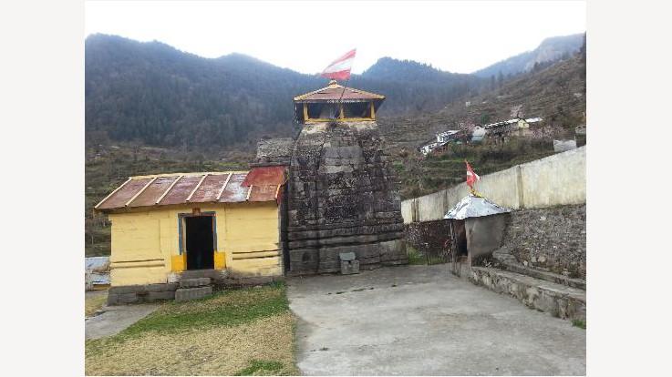 Dhyan Badri, Urgam valley, Kalpeshwar, Uttrakhand