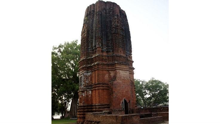 Temples in Bahulara, Bankura, West Bengal
