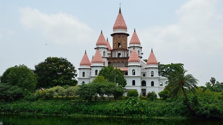 Hangseshwari Temple, Banshberia, Hooghly, West Bengal