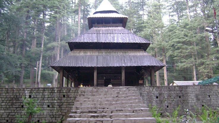 Hidimba Devi Temple, Manali, Himachal Pradesh