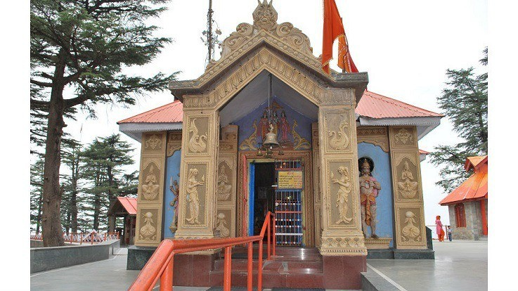 Jakhoo Temple, Shimla, Himachal Pradesh