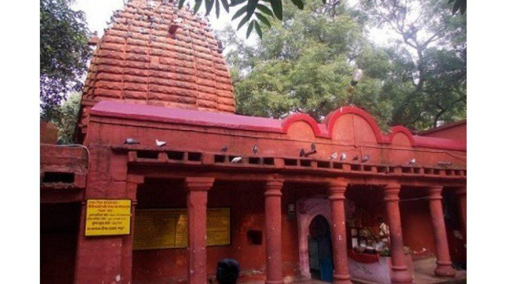 Kalyaneshwari Temple, Kalyaneshwari, Asansol, Bardhaman, West Bengal