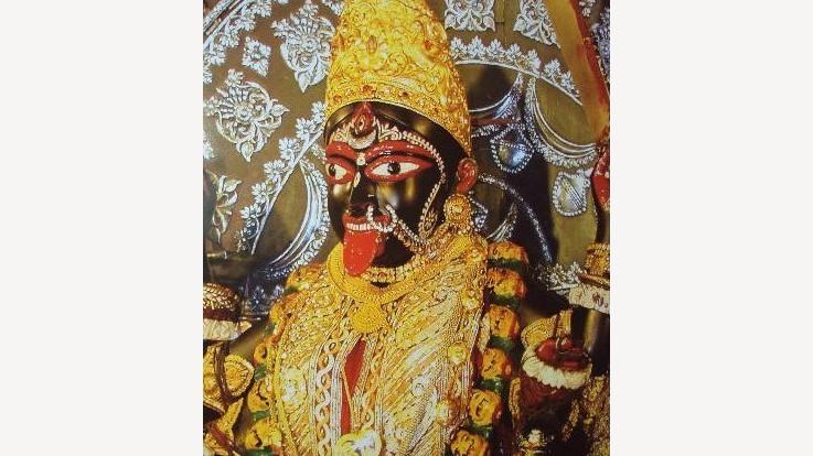 dakshineswar kali temple kolkata west bengal temple idol