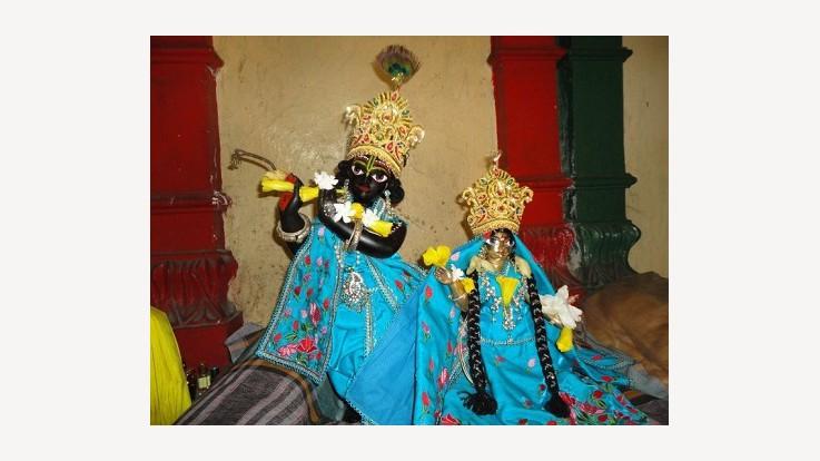 Madangopal Jiu Temple, Mellock, Samta, West Bengal
