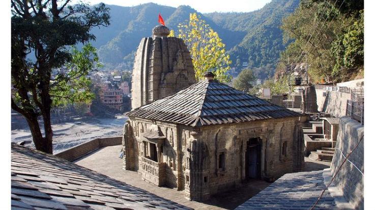 Trilokinath Temple, Lahul and Spiti, Himachal Pradesh
